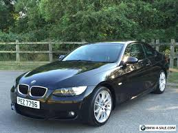 bmw 320i 2007 for sale 2007 coupe 3 series for sale in united kingdom