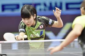 table tennis games tournament hirano completes asian chionships run by outplaying cheng in