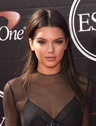 kendall jenner jumpsuit kendall jenner wears blush jumpsuit proving she s on board with