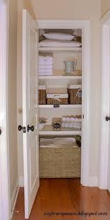 o is for organize linen closet reveal