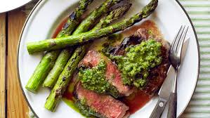 Asparagus Dishes Main Course - quick u0026 easy summer dinner recipes sunset