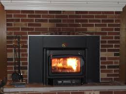 fireplace inserts wood burning with blower reviews fireplace
