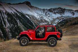 new jeep wrangler concept new jeep wrangler two large suvs tee up for la auto show roadshow