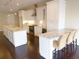 Pictures Of Kitchen Cabinets With Knobs Kitchen Cabinets Brown Cabinets With White Subway Tile Backsplash