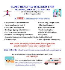 Floyd Va Map Visit Floyd Virginia Floyd Health U0026 Wellness Fair