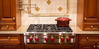 Wolf Downdraft Cooktop Kitchen The Wolf Srt366 36 Inch Gas Rangetop Review Reviewed