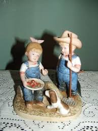 home interior denim days figurines 57 best home interior denim days images on home decor