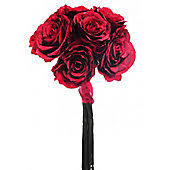 Paper Rose Topiary - artificial flowers u0026 plants home décor tesco
