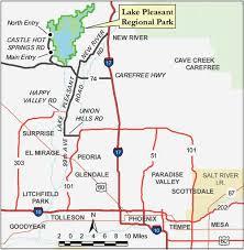 lake pleasant map race information crown king scramble