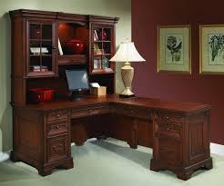desks sauder desk with hutch glass l shaped desk amazon cheap l