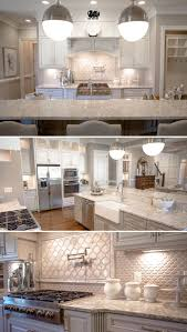 Stacked Stone Kitchen Backsplash Best 25 Rock Backsplash Ideas On Pinterest Stone Backsplash
