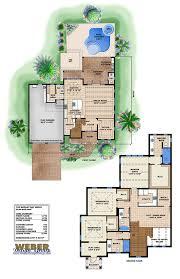 morant bay house plan weber design group naples fl