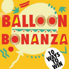 balloon bonanza balloon bonanza national lottery play cards