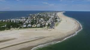 long beach island new jersey 2016 drone footage youtube