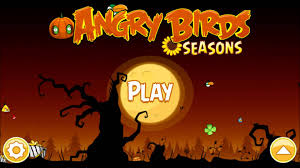 trick or treat angry birds seasons music youtube