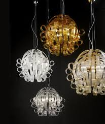 fun funky ceiling lights lighting styles the modern medusa murano glass chandelier