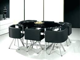 Glass Dining Table Chairs Glass Dining Room Table And Chairs Dining Table Set Black Glass