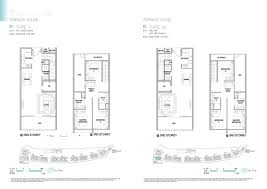 kingsford waterbay strata terrace floorplan kingsford waterbay