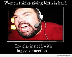 Playing Cod Text Memes Com - playing cod with lag by ben meme center