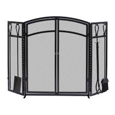 fireplace doors screen and frame on custom fireplace quality for