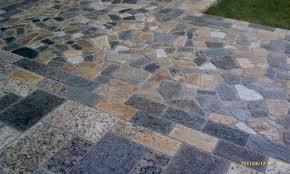 Granite Patio Pavers Granite Pavers Traditional Patio Philadelphia By Forever