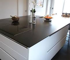 plan travail cuisine table de travail cuisine sur mesure meuble et déco