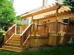 How To Make A Pergola by Amazing Designs Of Pergola On Deck U2014 All Home Design Ideas