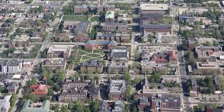 Uiuc Map Mapping History At Illinois Mapping History At The University Of