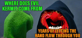 Let The Hate Flow Through You Meme - let the hate flow through you imgflip