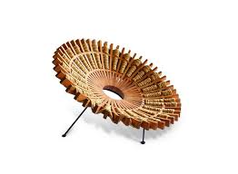 Mexican Chairs Interwoven Fan Like Chairs Traditional Mexican Dresses