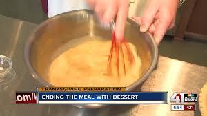 recipe pumpkin pie to top your thanksgiving meal wxyz