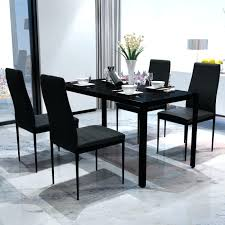 table de cuisine 4 chaises table cuisine 4 chaises table a manger complate vidaxl ensemble