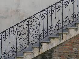 Decorative Iron Railing Panels Iron Stair Railing Design U2014 John Robinson House Decor