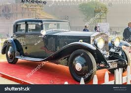 roll royce delhi new delhi india february 6 2016 stock photo 385604437 shutterstock