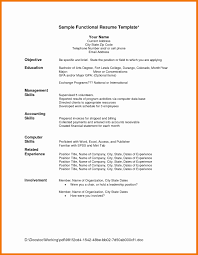 chrono functional resume definition in french resume sle template and format coneco info