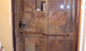 Clear Glass Shower Door by Shower Clear Glass Shower Doors Accept Frameless Glass Door