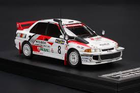 evolution mitsubishi 8 1 43 hpi 8618 mitsubishi lancer evolution iii safari 1996 8 ebay