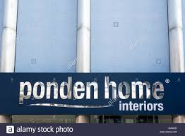 ponden home interiors up of the ponden home interiors sign above the entrance of