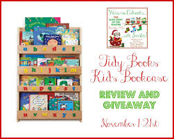 tidy books bookcase white tidy books kids bookcase review and giveaway incahoots thrifty