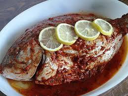 cuisine recette poisson poisson au four recette marocaine cuisine halal et orientale