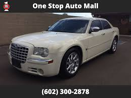 2007 used chrysler 300 2007 chrysler 300c hemi 5 7ltr v8 4dr sedan