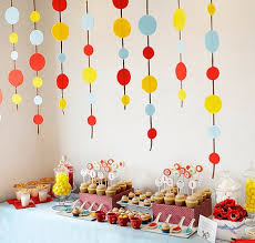 birthday party decoration ideas decorating ideas for photo gallery photo on birthday party
