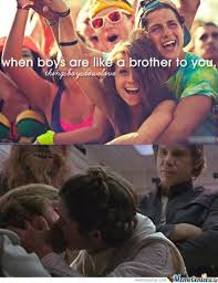 Things Boys Do We Love Meme - scary lol kissing boys tumblr food movies horror star wars trends