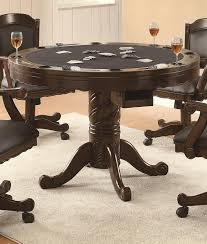 Poker Table Chairs With Casters by Amazon Com Coaster Table Top Box 1 Of 2 Medium Oak Tables