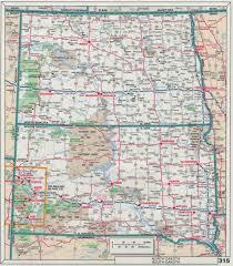 south dakota road map the web shell