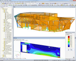 Wood Design Software Free by Timber Structural Analysis U0026 Design Dlubal Software