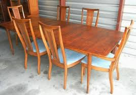mad for mid century broyhill sculptra dining room set for sale