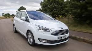 ford focus c max boot space ford grand c max mpv review carbuyer
