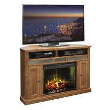 oak electric fireplace tv stand dact us