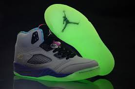 New Light Up Jordans Fast Delivery Nike Air Jordan 5 Shoes Men U0027s Mandarin Duck Night